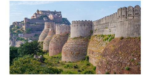 Identify this famous fort :
