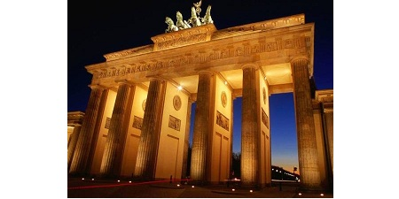 Identify this famous European monument: